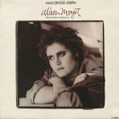 Bild Alison Moyet - That Ole Devil Called Love (12, Maxi) Schallplatten Ankauf