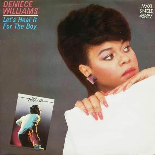Bild Deniece Williams - Let's Hear It For The Boy (12, Maxi) Schallplatten Ankauf