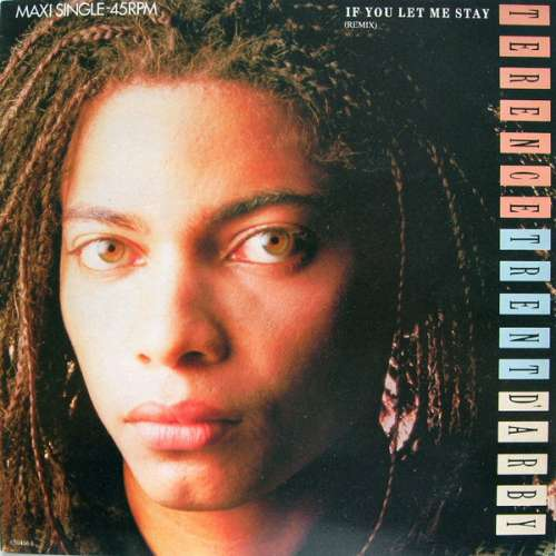 Bild Terence Trent D'Arby - If You Let Me Stay (Remix) (12, Maxi) Schallplatten Ankauf