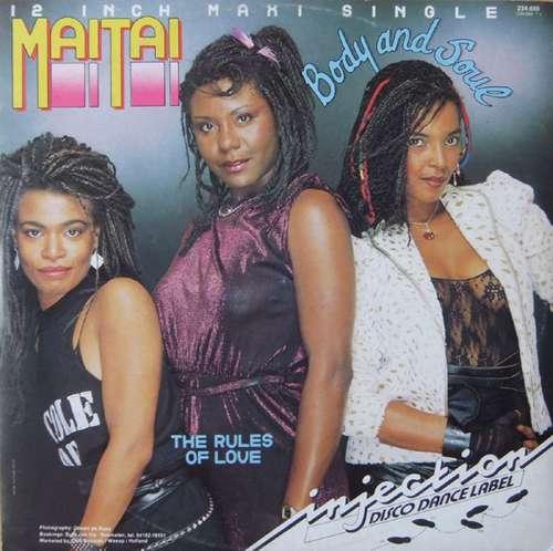 Bild Mai Tai - Body And Soul (12, EP, Maxi) Schallplatten Ankauf