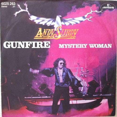 Bild Andy Surdy* - Gunfire (7, Single) Schallplatten Ankauf