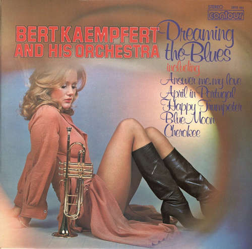 Bild Bert Kaempfert & His Orchestra - Dreaming The Blues (LP, Album, RE) Schallplatten Ankauf