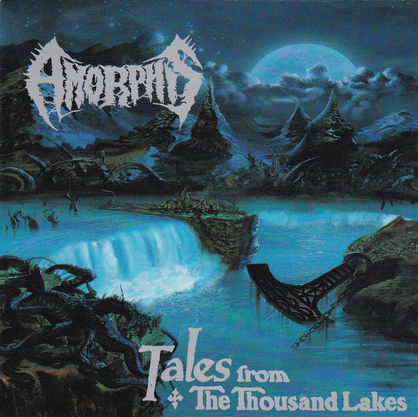 Cover Amorphis - Tales From The Thousand Lakes (CD, Album) Schallplatten Ankauf
