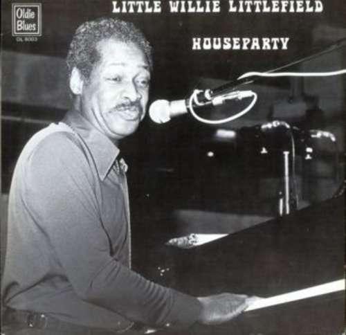 Bild Little Willie Littlefield - Houseparty (LP, Album) Schallplatten Ankauf