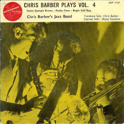 Bild Chris Barbers Jazz Band* - Chris Barber Plays Vol.4 (7, EP, Mic) Schallplatten Ankauf