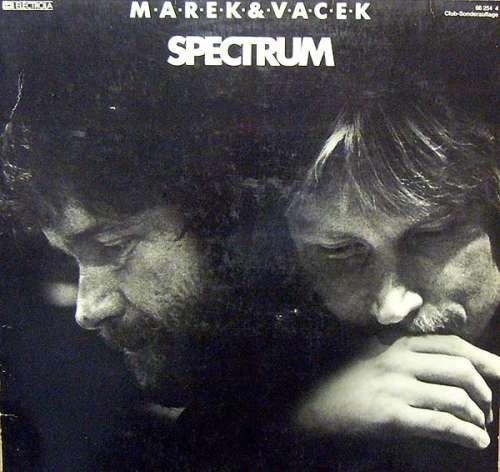 Cover Marek & Vacek - Spectrum (LP, Club) Schallplatten Ankauf