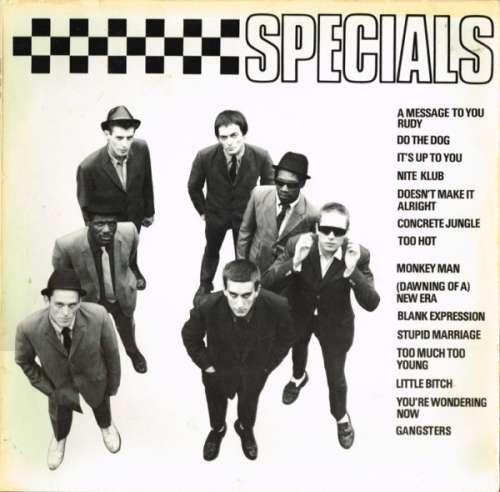 Cover zu Specials* - Specials (LP, Album) Schallplatten Ankauf