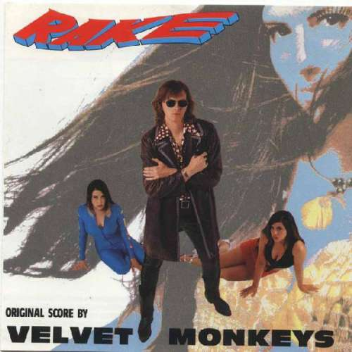 Bild The Velvet Monkeys - Rake (LP, Album) Schallplatten Ankauf