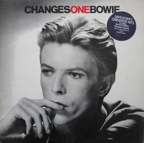 Cover David Bowie - ChangesOneBowie (LP, Comp, Ora) Schallplatten Ankauf