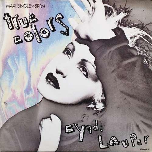 Bild Cyndi Lauper - True Colors (12, Maxi) Schallplatten Ankauf