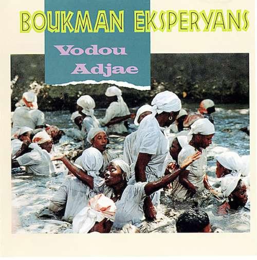 Cover Boukman Eksperyans - Vodou Adjae (CD, Album) Schallplatten Ankauf