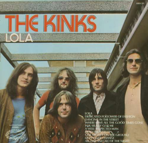 Cover The Kinks - Lola (LP, Comp) Schallplatten Ankauf