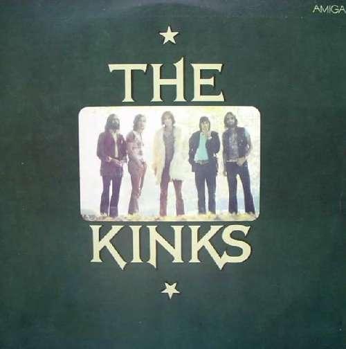 Cover The Kinks - The Kinks (LP, Comp) Schallplatten Ankauf