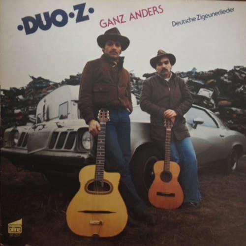 Cover zu Duo Z - Ganz Anders - Deutsche Zigeunerlieder (LP) Schallplatten Ankauf