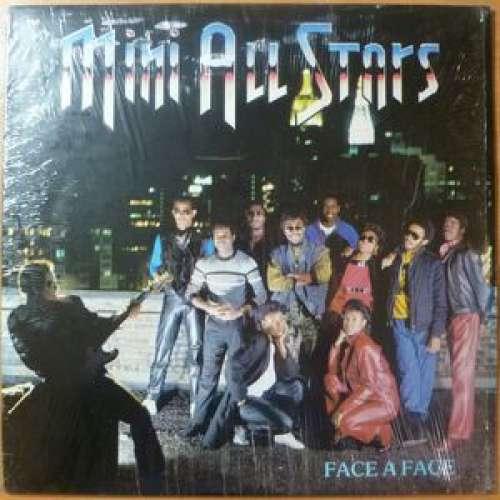 Cover Mini All Stars - Face A Face (LP, Album) Schallplatten Ankauf