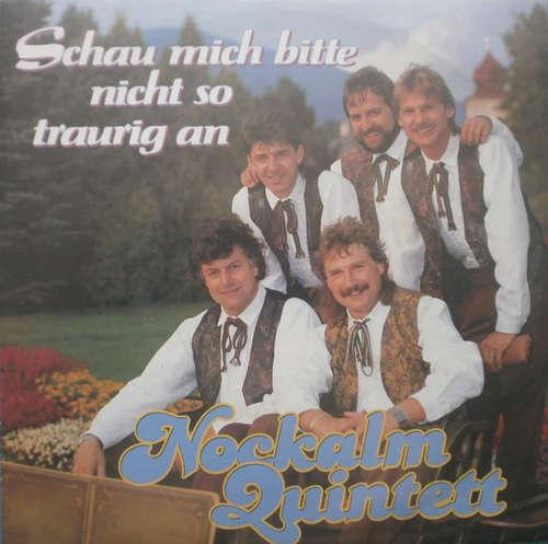 Bild Nockalm Quintett - Schau Mich Bitte Nicht So Traurig An (7, Single) Schallplatten Ankauf