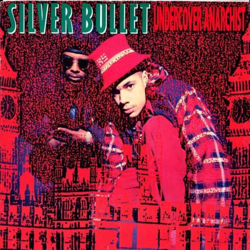 Cover Silver Bullet - Undercover Anarchist (12, Single) Schallplatten Ankauf