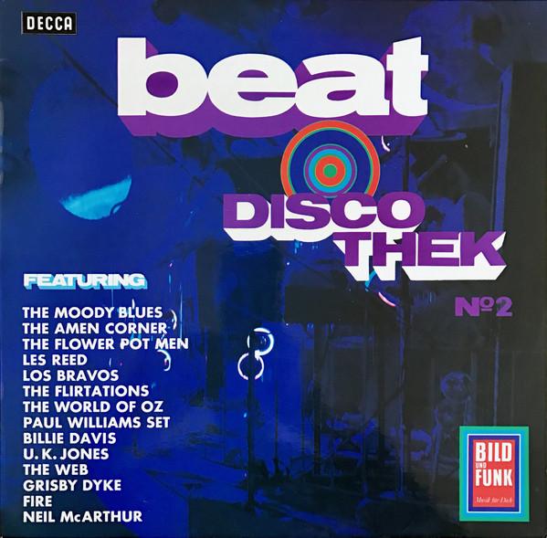 Bild Various - Beat Discothek No.2 (LP, Comp) Schallplatten Ankauf