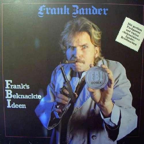 Bild Frank Zander - FBI - Frank's Beknackte Ideen (LP, Album) Schallplatten Ankauf