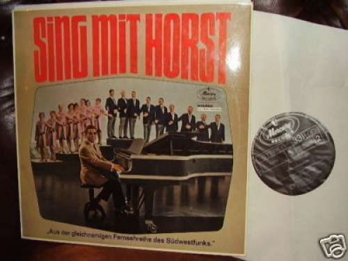 Bild Der Jankowski-Chor Mit Orchester* - Sing Mit Horst  (LP) Schallplatten Ankauf