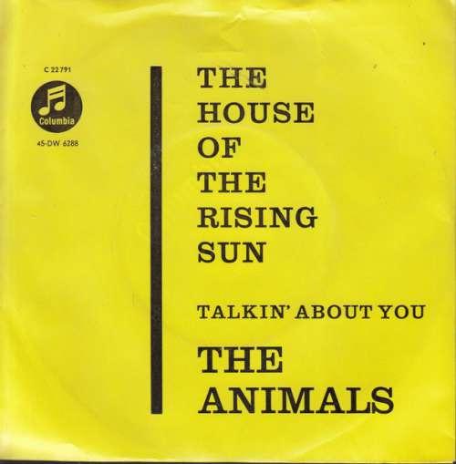Bild The Animals - The House Of The Rising Sun (7, Single) Schallplatten Ankauf