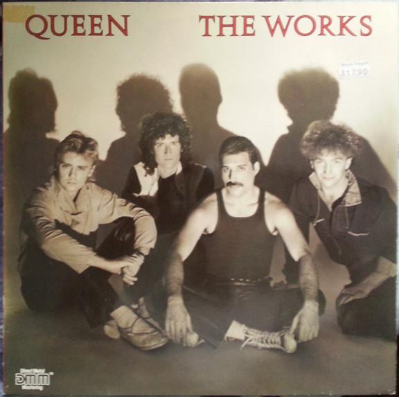 Cover zu Queen - The Works (LP, Album) Schallplatten Ankauf