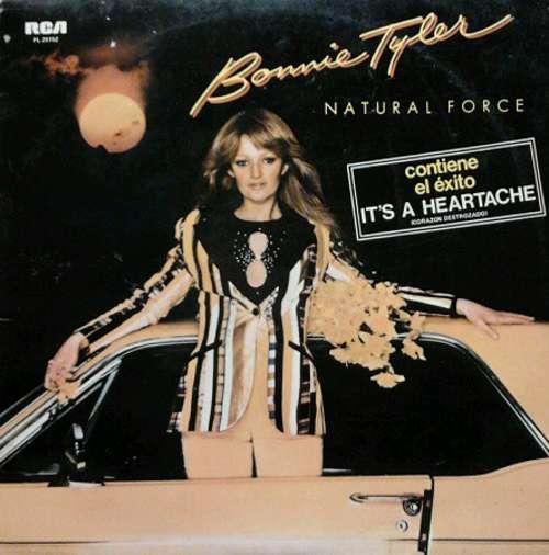 Bild Bonnie Tyler - Natural Force (LP, Album) Schallplatten Ankauf