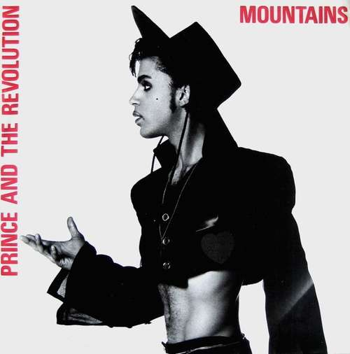 Cover Prince And The Revolution - Mountains (7, Single) Schallplatten Ankauf