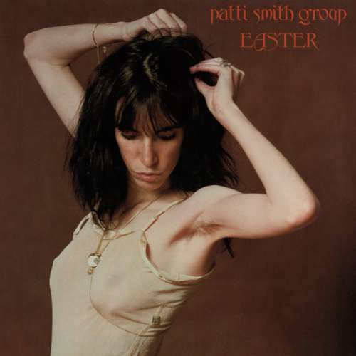 Cover Patti Smith Group - Easter (LP, Album) Schallplatten Ankauf