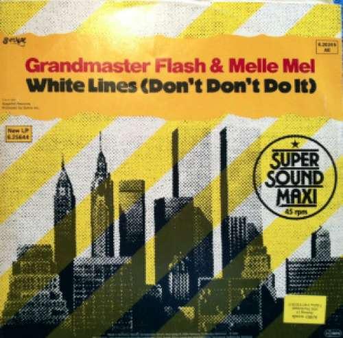 Bild Grandmaster Flash & Melle Mel - White Lines (Don't Don't Do It) (12, Maxi) Schallplatten Ankauf