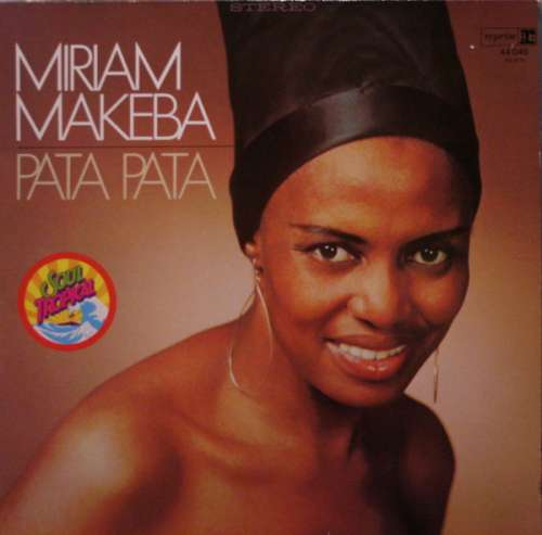 Cover Miriam Makeba - Pata Pata - The Hit Sound Of Miriam Makeba (LP, Album) Schallplatten Ankauf