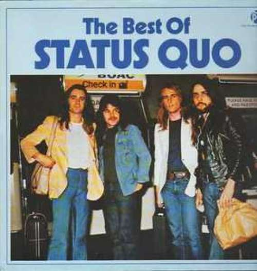 Bild Status Quo - The Best Of Status Quo (LP, Comp, Clu) Schallplatten Ankauf