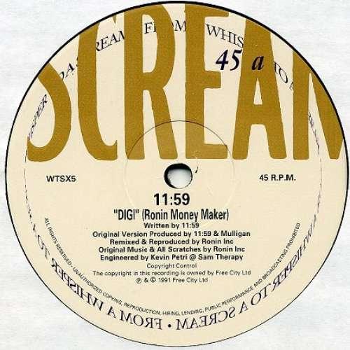 Bild 11:59 - Digi (Ronin Money Maker Mix) (12) Schallplatten Ankauf