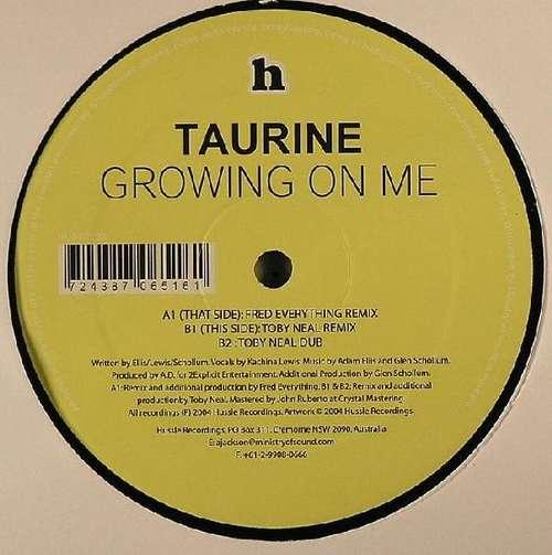 Bild Taurine - Growing On Me (12) Schallplatten Ankauf