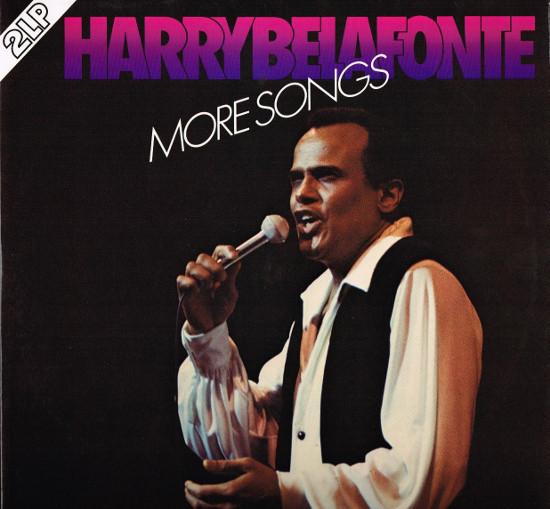 Cover zu Harry Belafonte - More Songs (2xLP, Comp) Schallplatten Ankauf