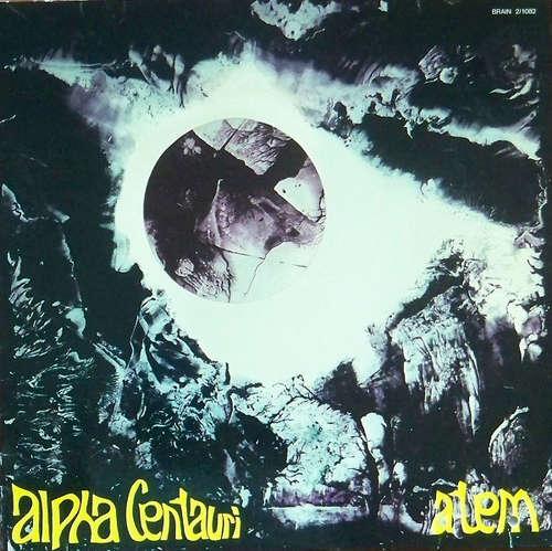 Cover Tangerine Dream - Alpha Centauri / Atem (2xLP, Album, Comp, RE) Schallplatten Ankauf