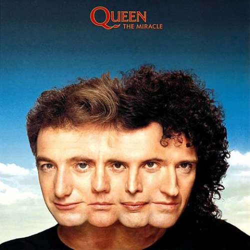 Cover Queen - The Miracle (LP, Album) Schallplatten Ankauf
