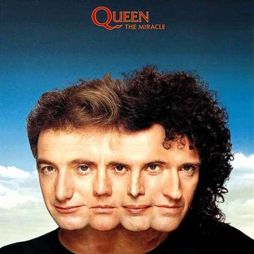 Cover Queen - The Miracle (LP, Album) Schallplatten Ankauf