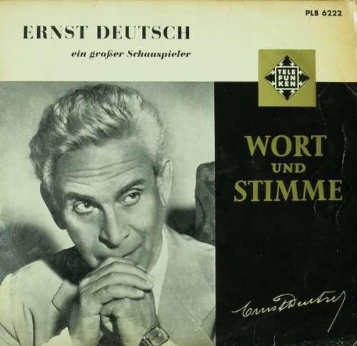 Cover zu Ernst Deutsch - Ernst Deutsch - Ein Großer Schauspieler (10) Schallplatten Ankauf