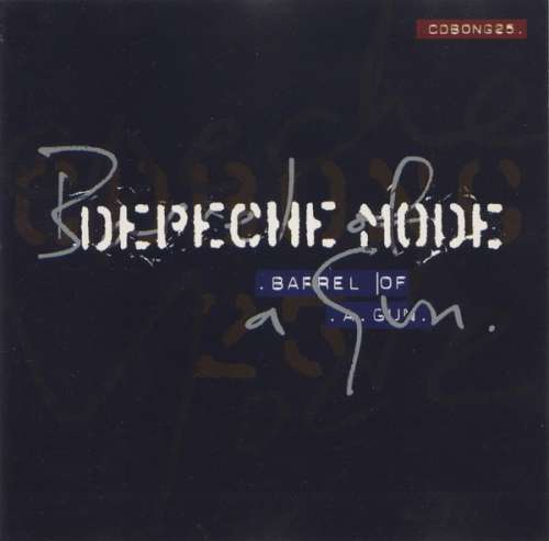 Cover Depeche Mode - Barrel Of A Gun (CD, Single) Schallplatten Ankauf