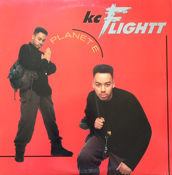 Cover KC Flightt - Planet E (12) Schallplatten Ankauf