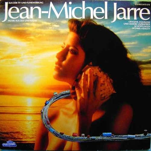 Cover Jean-Michel Jarre - Musik Aus Zeit Und Raum (LP, Comp) Schallplatten Ankauf