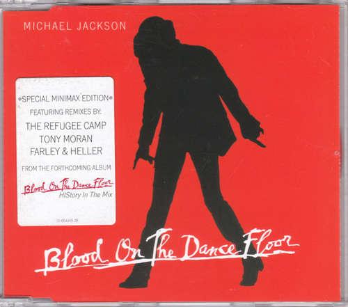 Cover Michael Jackson - Blood On The Dance Floor (Minimax, Maxi, S/Edition) Schallplatten Ankauf