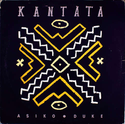 Cover Kantata - Asiko / Duke (12, Single) Schallplatten Ankauf