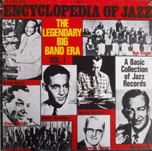 Cover Various - Encyclopedia Of Jazz Vol. 1 The Legendary Big Band Era (4xLP, Comp, Box) Schallplatten Ankauf