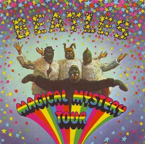 Cover The Beatles - Magical  Mystery Tour (2x7, EP) Schallplatten Ankauf