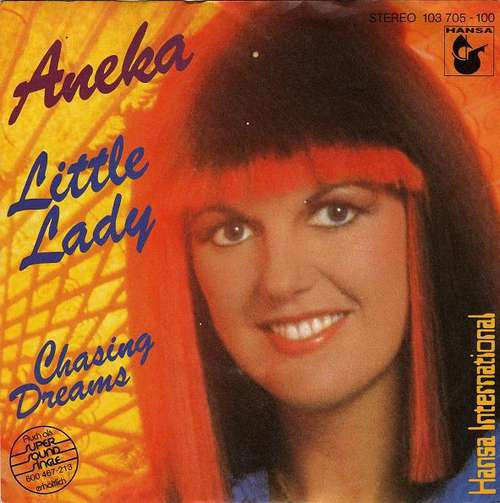 Bild Aneka - Little Lady (7, Single) Schallplatten Ankauf