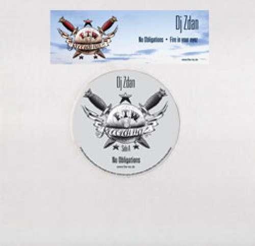 Bild DJ Zdan - No Obligations / Fire In Your Eyez (12) Schallplatten Ankauf