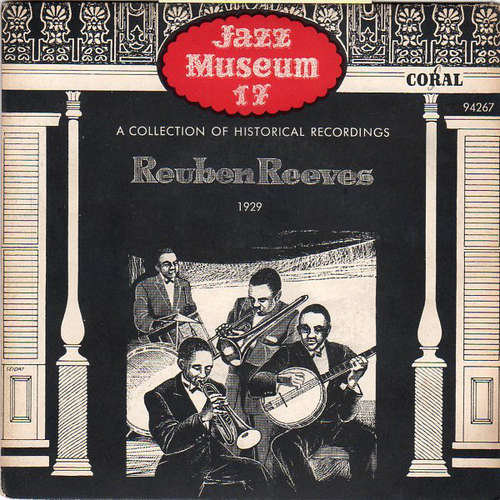 Cover Reuben Reeves - Jazz Museum 17 (A Collection Of Historical Recordings) (7, EP, Mono) Schallplatten Ankauf