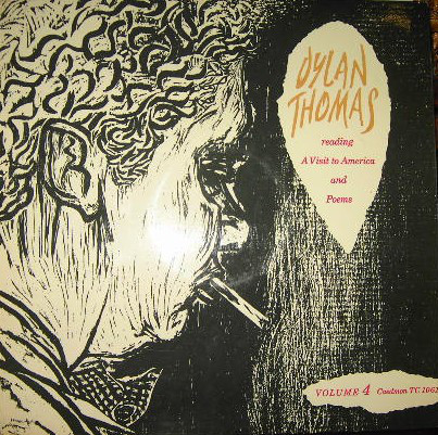 Bild Dylan Thomas - Reading Volume 4 (LP) Schallplatten Ankauf
